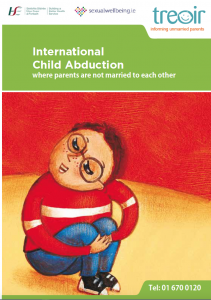 Download our leaflet on International Child Abduction here